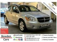 2007 Dodge Caliber 2.0 TD SXT 5dr Hatchback Diesel Manual