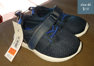 Toddler boys shoes-size 6