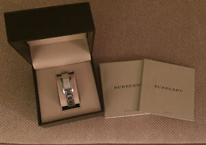 Burberry Heritage Collection Women's Stainless Steel Watch