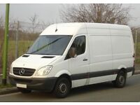 Man and van hire for house move removal service All Manchester , Salford Short notice available