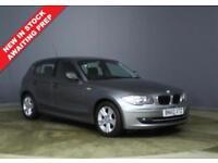 2010 60 BMW 1 SERIES 2.0 118D SE 5D 141 BHP DIESEL EXTENSIVE SERVICE HISTORY