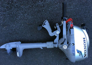 Honda 2hp Outboard Motor BF2D - great condition