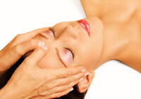 Stress relieving relaxing Massage