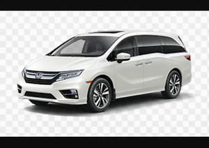 Wanted:  Honda Odyssey EX 2011 or newer