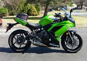 Kawasaki Ninja EX650 ABS 2013 - SUPERBE EXPÉRIENCE DE CONDUITE!