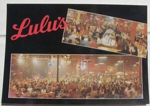 "Lulu""s Roadhouse Postcard"