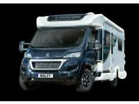 2021 NEW Bailey Autograph 79-4T twin bed motorhome