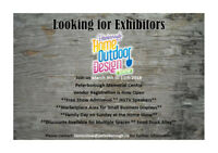 Looking for Exhibitors