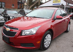 2011 Chevrolet Cruze LT Turbo**AUTO**Loaded**extra clean
