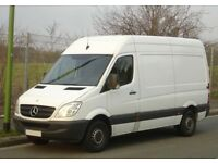 Man and van hire for house move removal service All Manchester , Stockpot Short notice available