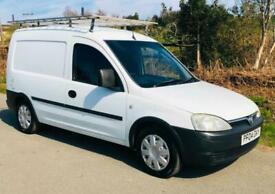 2004 Vauxhall Combo 1700 1.7Di 16V Van CAR DERIVED VAN Diesel Manual
