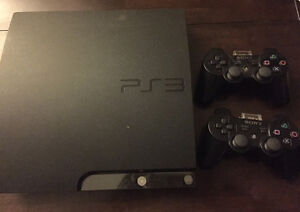 PS3 with Free 9 games