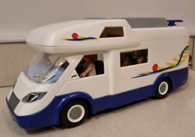 LIKE NEW - Playmobil 4859 Motorhome Camper Van