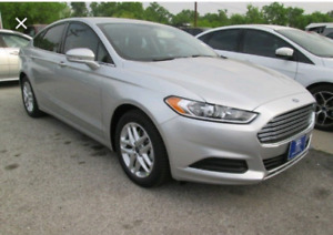 Ford Fusion Two thousand and Fifteen