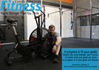 Personal and Online Fitness Training