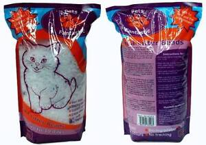 Super Cheap Cat Litter Silica Crystals Tray Toilet 2kg Mordialloc Kingston Area Preview