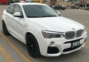 2015 BMW X4 X DRIVE 2.8i  $28,990.00 WINNIPEG PH: 204-223-0663