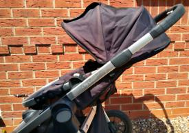 Baby Jogger City Select Pram & Pushchair, Bassinet Kit, Footmuff