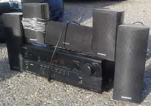 Onkyo Home Theater Receiver/Speaker Package Prince George British Columbia image 3