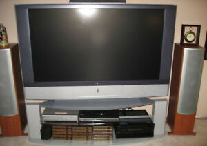 "Your ad ""Sony Grand Wega 60 inch TV, model KF-60WE610"