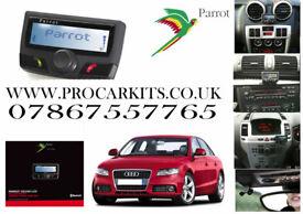 New Parrot Ck3100 Handsfree system Glasgow / Perth / Dundee / Edinburgh / Ayr call