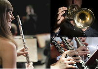 Band in the Fall? Start now! Be Ready!