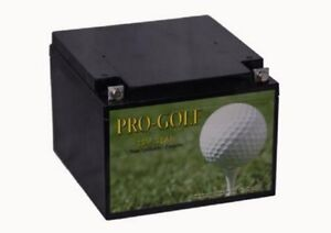 BATTERIES FOR ALL GOLF CARTS AND WALK BEHIND CADDIES