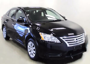 2015 Nissan Sentra S, Bluetooth, MP3 Stereo, Cruise Control, A/С