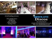 Absolute Discos -DJ,Wedding & Events