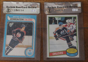Gretzky Rookie Card Graded Kijiji In Ontario Buy Sell