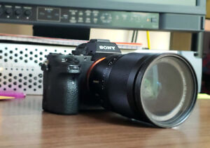 Sony 35mm 1.4 FE Distagon - $1650