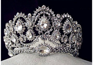 Bridal Crown for sale