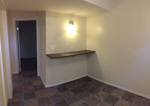 2 Bedroom basement suite close to polytech