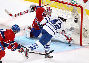 Habs vs. Leafs – Two Tix in Section 103, Row 15 for Jan 7th Game