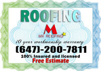Beat all Price Best quality ! Free estimate!ROOFING Roof repair