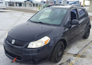 2007 Suzuki SX4 JX Reliable and Great on Gas
