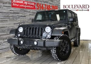 Jeep Wrangler Unlimited 4X4 WILLYS CAMERA DE RECUL, A/C, AUTOMAT