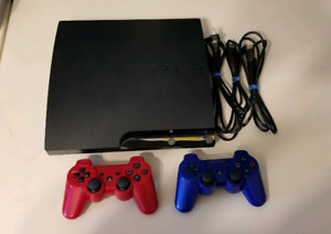 Ps3, 2 controllers, 25 games