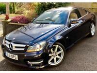 Mercedes-Benz C250 (204PS)**AMG Sport Edition 125**STUNNING LTD EDITION!**