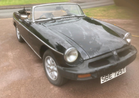 image for MGB roadster 1.8 1978