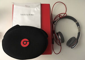 Beats by Dr. Dre solo HD blanc