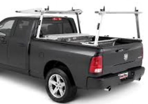 TracRac (Truck Rack and aluminum box)