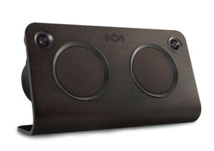 LNIB - HOUSE of MARLEY Get Up Stand Up Bluetooth Speaker