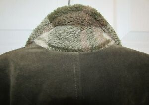 Brown Suede Leather Jacket - NEW with TAGS Gatineau Ottawa / Gatineau Area image 4