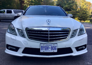 E350 4Matic Mercedes Warranty until 160k, Certified, E-tested