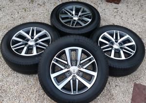 Hilux/Prado 18inch Wheels Michelin Tyres 265/60/R18