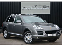 Porsche Cayenne S 4.8 V8 Tiptronic S *Massive Spec + £14k Options + Air Susp etc