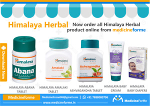Now Order All #Himalaya #Herbal Product #Online From #Medicinefo