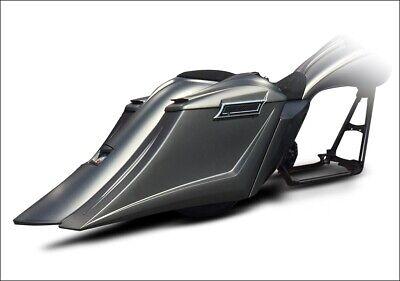 Speed By Design Long Baller Complete Rear End Kit for Harley 97-08