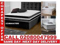 Amazing Offer CRUSH VELVET SINGLE DOUBLE KING SIZE DESIGNER / Bedding